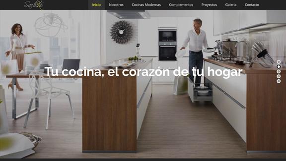 Pagina web en Guadalajara Sachiko